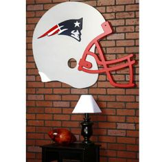 Printable new england patriots logo stencil from for Ben 10 bedroom ideas