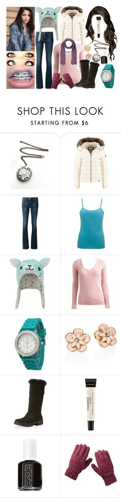 """""""Percy Jackson and the Olympians: Titan's Curse-Rory Jackson"""" by grandmasfood ❤ liked on Polyvore featuring Hilfiger Denim, Citizens of Humanity, BKE core, Wet Seal, Olivia Pratt, Kate Spade, Geox, philosophy, Essie and Dakine"""