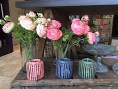 Faux ranunculus will brighten up any home Ranunculus, Faux Flowers, Seasons, Plants, Home, Style, Fake Flowers, Swag, Persian Buttercup
