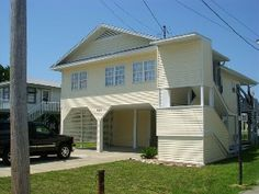 Channel Home with Private Pool, Dock, and Entertainment AreaVacation Rental in Cherry Grove Beach from @HomeAway! #vacation #rental #travel #homeaway