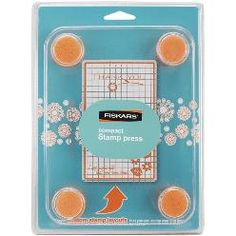 Fiskars Stamp Press $12.99- Michaels (Use a 50% off coupon)