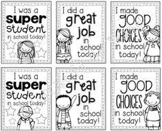 A Cupcake for the Teacher: Clip It! Chart Awards {freebie}