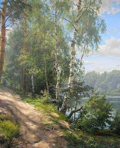 Прищепа Игорь. Тропинка вдоль реки