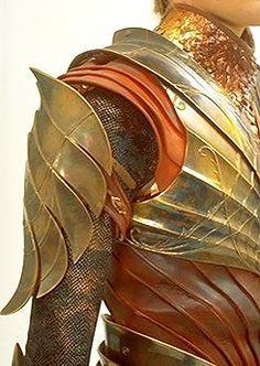 【装备参考】个性铠甲参考素材系列5,很不... 来自原画梦官网 - 微博