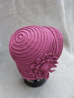 cappello rosa | fare a mano, uncinetto, mestiere