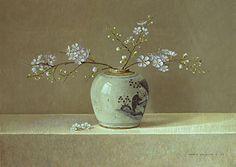 Verstilde schoonheid 2009 (30 x 41,5 cm)