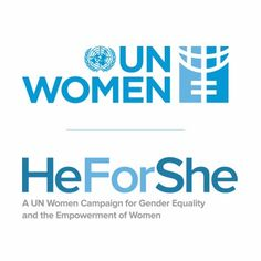 """Are you a """"#HeforSHE""""? YES!!"""