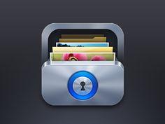 Dribbble - Secret Folder by leilei602