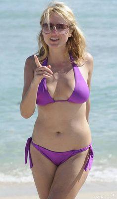 Bikini girl in platinum stephenville picture 824