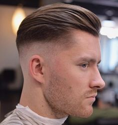 cool 50 Magnetic American Haircut Ideas - Keeping It Cool and Trendy Check more at http://stylemann.com/best-american-haircut-ideas/