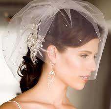 Love the short veil