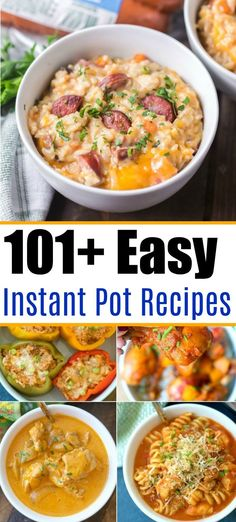 instantpotrecipes thetypicalmom instantpot families instant recipes dinner easy pot 100 for Easy Instant Pot Recipes 100 Easy Instant Pot recipes for familiesYou can find Easy instant pot dinner recipes and more on our website Instant Pot Pressure Cooker, Pressure Cooker Recipes, Pressure Cooking, Slow Cooker, Crockpot Recipes, Healthy Recipes, Top Recipes, Pots, Instant Pot Dinner Recipes