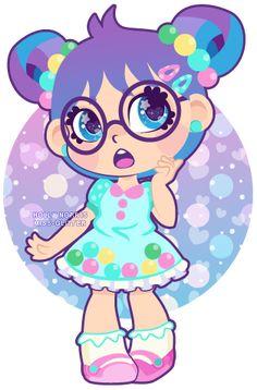 Penny by Miss-Glitter.deviantart.com on @DeviantArt
