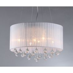 Spherical Crystal Chandelier   Overstock.com Shopping - Great Deals on Warehouse of Tiffany Chandeliers & Pendants