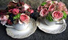 Aranjamente florale de primavara, TEA for 2