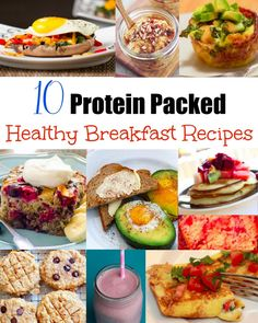 Do you have a New Year's Resolution that includes weight loss or getting in shape? If so, it's a great time to line up some healthy meal ideas for the new year. Having protein packed healthy breakfasts that are packed with protein are a great way to start your day. (And if you're looking for breakfasts …