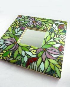 Mosaic Mirror by Jadedgold1