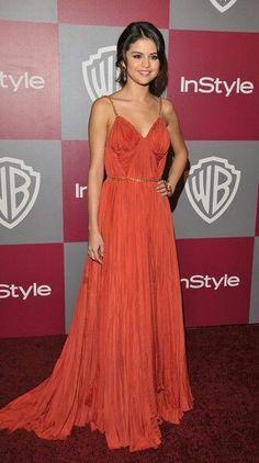 Perfect Occasion Dress: Selena Gomez