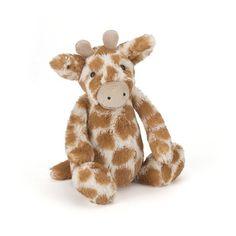 """Jellycat Bashful Giraffe Small 7"""""""""""