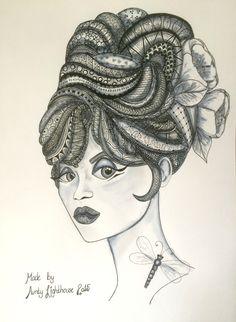 Miss Bardot - womens of the 50´s