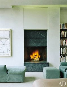 13 Fireplaces with Flair