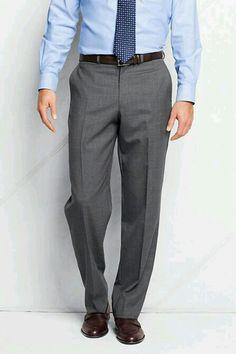 Men's Clothing Mens Dress Pants Agreeable To Taste