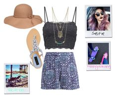 """""""SUMMER IS HERE!!!"""" by kmjfashion14 ❤ liked on Polyvore featuring New Look, Charlotte Russe and Forever New"""