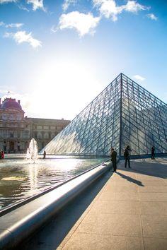 Louvre   Verken in 32 uur Parijs en zie alle hotspots! Love That zette het voor je op een rijtje