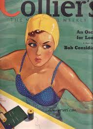 Resultado de imagem para charles dana gibson swimsuit