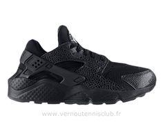 ae8862deaf71 Nike Air Huarache guerrier serpentine noire