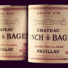 Blackberry Farm: Chateau Lynch Bages