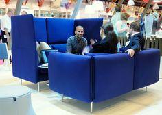 LK Hjelle Duo sofa