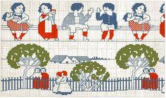 Sentimental Baby: More Free Vintage Cross Stitch Charts!