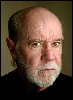George Carlin - the most intelligent comedian of all time.