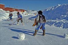 hockey in nunavut