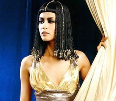 Braided Cleopatra Wig with Gold Beads Black by AMC. $19.99. Fancy Dress Costume Party Wig. Comfortable enough to wear daily and won't damage your own hair.. Material: Imported Fibril.. Features:Comfortable enough to wear daily and won't damage your own hair.Fancy Dress Costume Party WigSpecifications:Material: Imported Fibril.Size: One Size Fits All.Style: Braided Wig w/ Gold BeadsColors: BlackPa