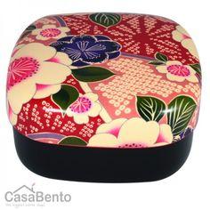Japanese Floral Bento