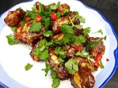 Sous Vide Vietnamese Caramelized Pork Spare Ribs by Christina Wylie are sticky and delicious #food #foodie #sousvide
