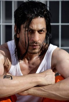 Shahrukh Khan in and as Don 2 (2011)