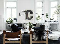 Lotta Agaton´s home | Danish RUM magazine | Photo by Pia Ulin