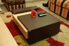 Table of Living Room . Living Your Interior Dreams with Udha Furniture . Live For Yourself, Living Room, Interior Design, Coffee Tables, Furniture, Dreams, Home Decor, House, Nest Design