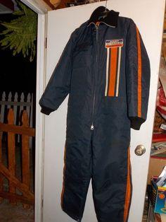 Vintage Snow Suit 69