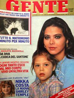 GENTE #38 1981 Ornella Muti