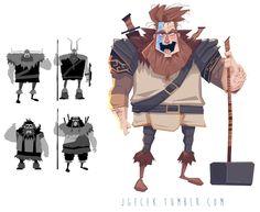 Viking, Jarrod Gecek on ArtStation at https://www.artstation.com/artwork/viking-a8951b8a-f577-451d-9759-8f8f3b11cfb8