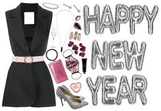 happy new year ! Outfit | ShopLook Nye Outfits, New Years Eve Outfits, Eve Best, Outfit Maker, Love And Light, Autumn Summer, Happy New Year, Hero, Fashion