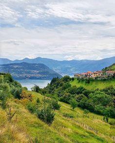 Da Clusane d\'Iseo un buongiorno dal lago | Foto | Pinterest