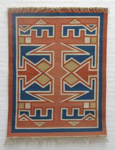 Anna Thommesen - tapestry, 1954