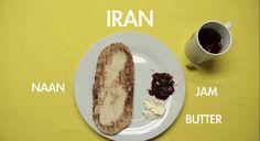 #Breakfast of Iran :)