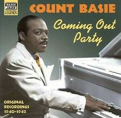Count Basie appears in 'The Seven Second Kiss. Coming Out Party, Count Basie, The Seven, Jazz, Novels, The Originals, Kiss, Amazon, Board