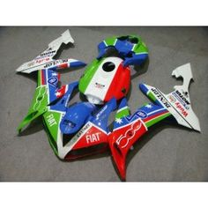 Yamaha Yzf R1, Motorcycle Accessories, Fiat, Red And White, Automobile, Abs, Blue, Color, Motogp